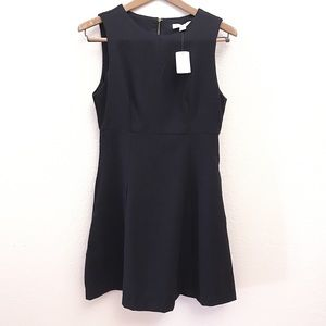 Forever 21 Black Fit and Flare Dress